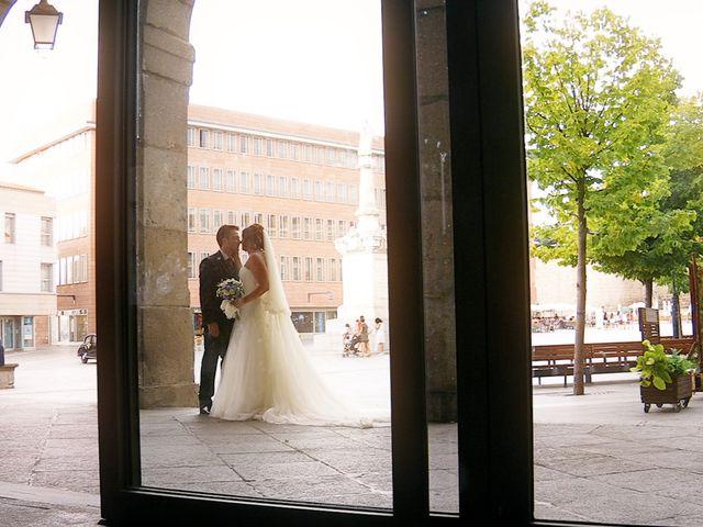 La boda de David y Laura en Ávila, Ávila 12