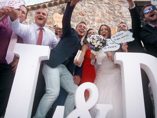 La boda de David y Laura en Ávila, Ávila 16