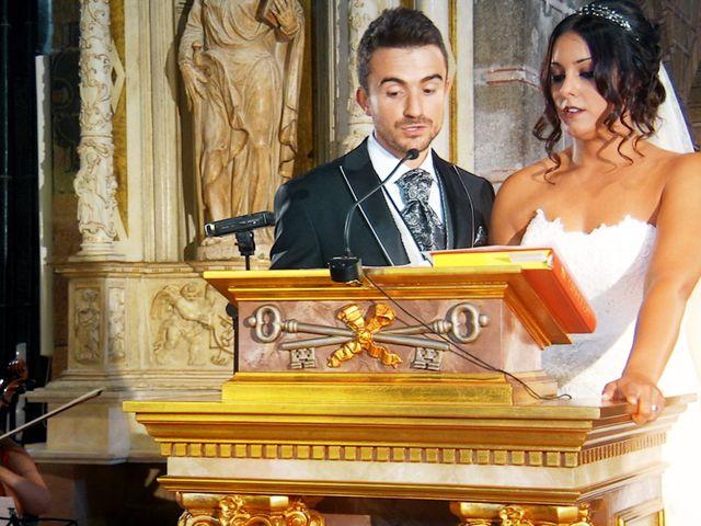 La boda de David y Laura en Ávila, Ávila 19