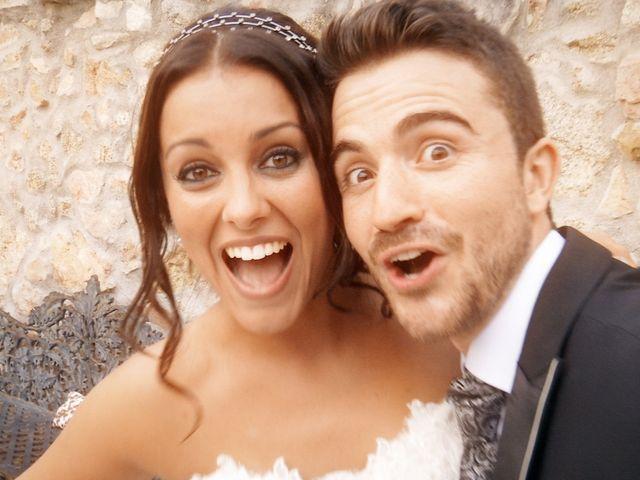 La boda de David y Laura en Ávila, Ávila 20