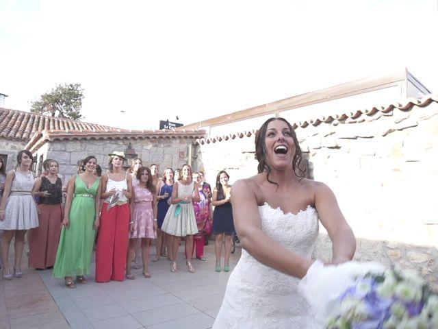 La boda de David y Laura en Ávila, Ávila 30