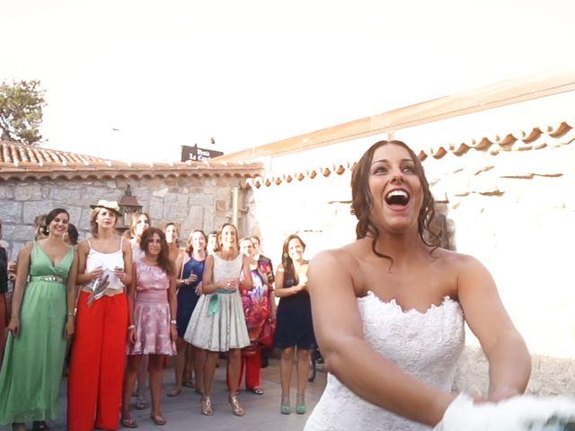 La boda de David y Laura en Ávila, Ávila 31