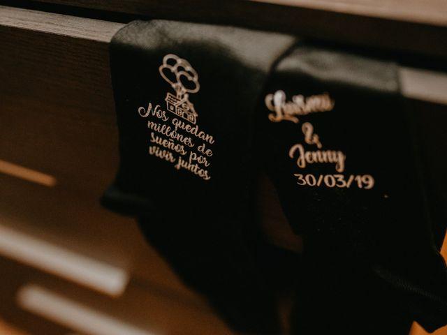 La boda de Luis y Jennifer en Ciudad Real, Ciudad Real 5