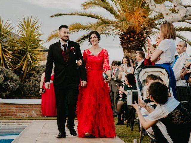 La boda de Luis y Jennifer en Ciudad Real, Ciudad Real 41