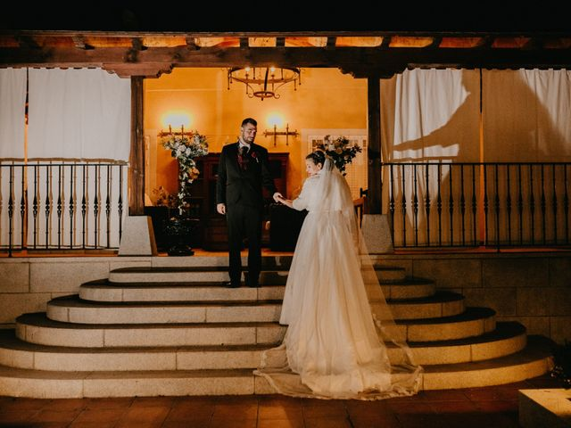 La boda de Luis y Jennifer en Ciudad Real, Ciudad Real 64