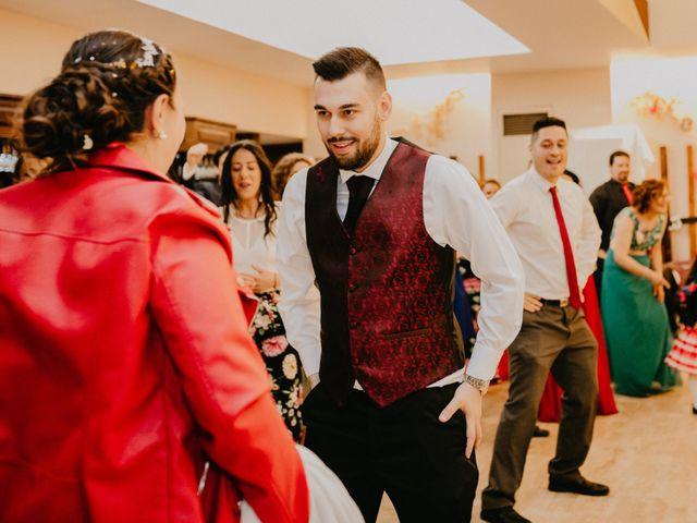 La boda de Luis y Jennifer en Ciudad Real, Ciudad Real 77