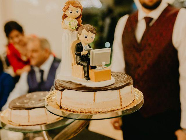La boda de Luis y Jennifer en Ciudad Real, Ciudad Real 80