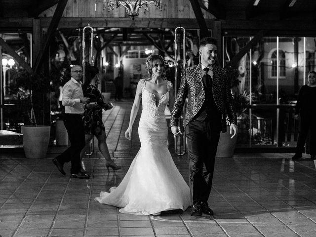 La boda de Santi y Lidia en Granada, Granada 1