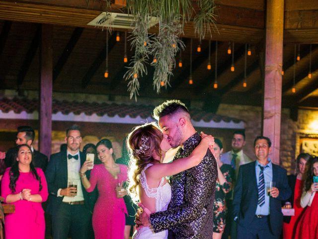 La boda de Santi y Lidia en Granada, Granada 3