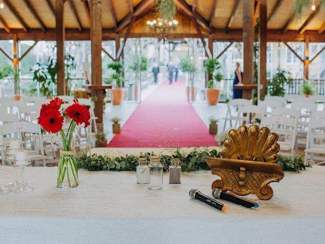 La boda de Santi y Lidia en Granada, Granada 12