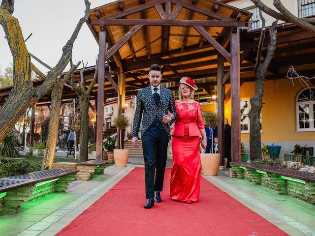 La boda de Santi y Lidia en Granada, Granada 14