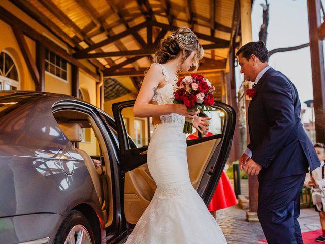 La boda de Santi y Lidia en Granada, Granada 17