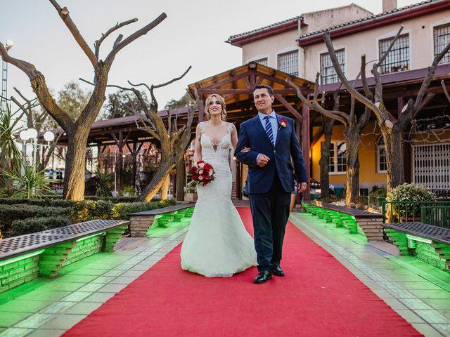 La boda de Santi y Lidia en Granada, Granada 18