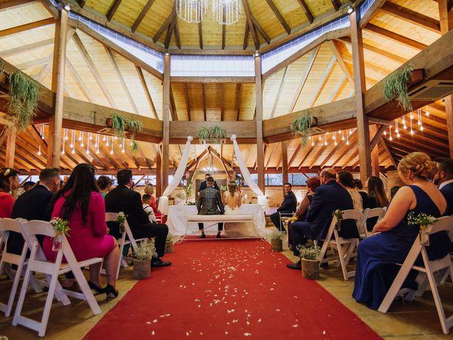 La boda de Santi y Lidia en Granada, Granada 22