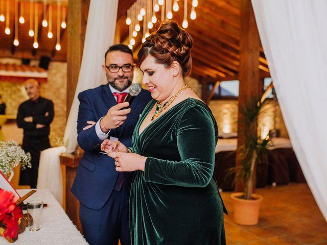 La boda de Santi y Lidia en Granada, Granada 25