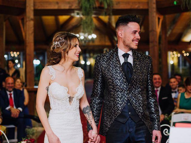 La boda de Santi y Lidia en Granada, Granada 26