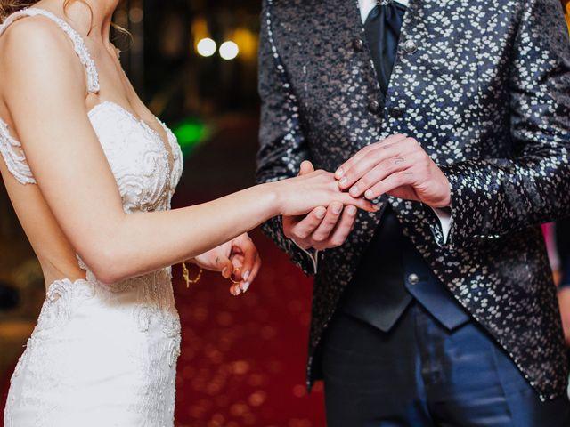 La boda de Santi y Lidia en Granada, Granada 27