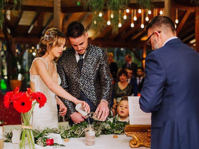 La boda de Santi y Lidia en Granada, Granada 29