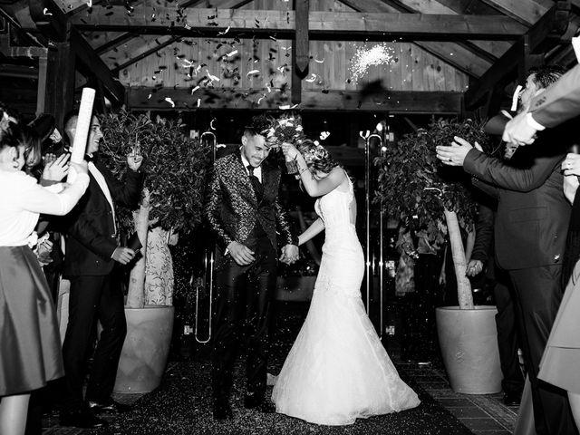 La boda de Santi y Lidia en Granada, Granada 32