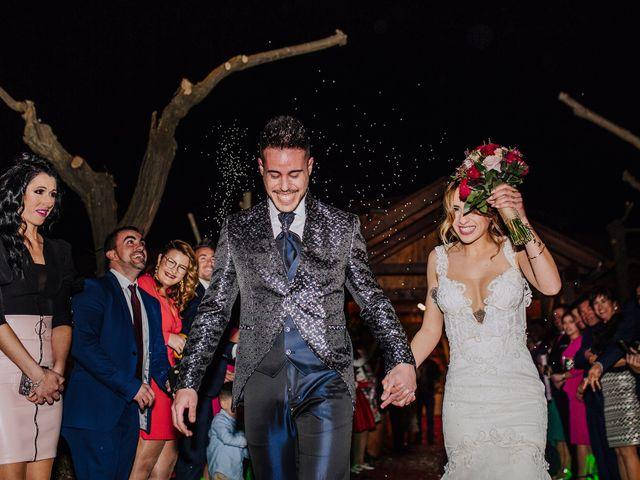 La boda de Santi y Lidia en Granada, Granada 33