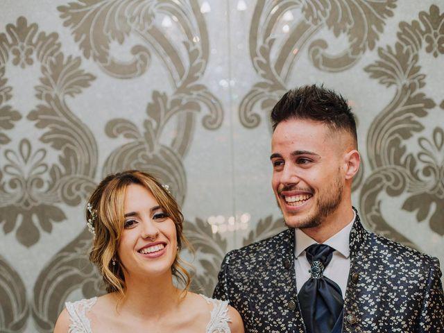 La boda de Santi y Lidia en Granada, Granada 38