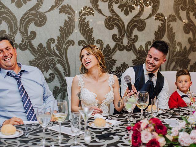 La boda de Santi y Lidia en Granada, Granada 42