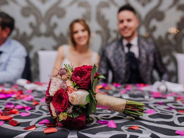 La boda de Santi y Lidia en Granada, Granada 45