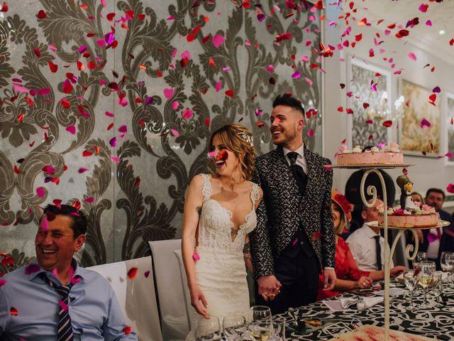 La boda de Santi y Lidia en Granada, Granada 46