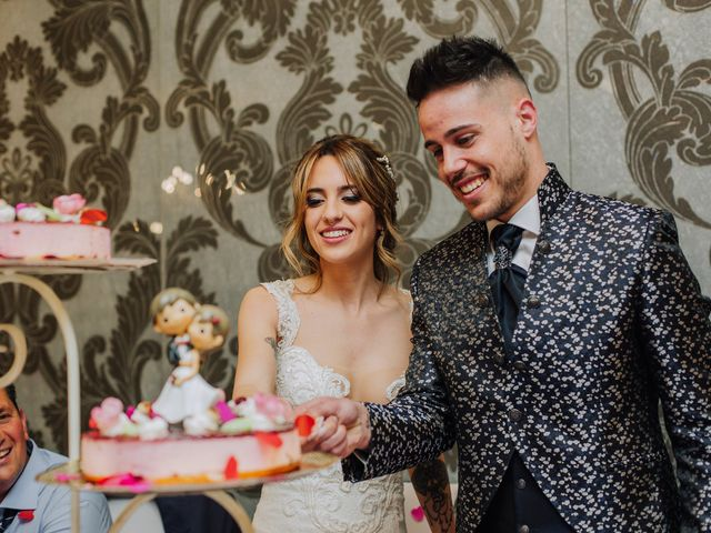 La boda de Santi y Lidia en Granada, Granada 47