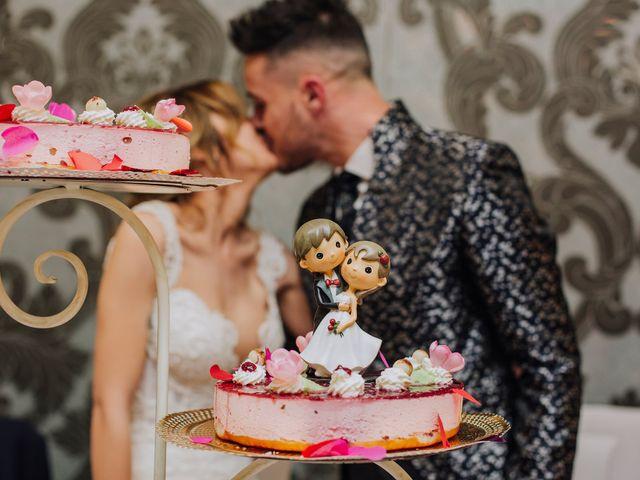 La boda de Santi y Lidia en Granada, Granada 48