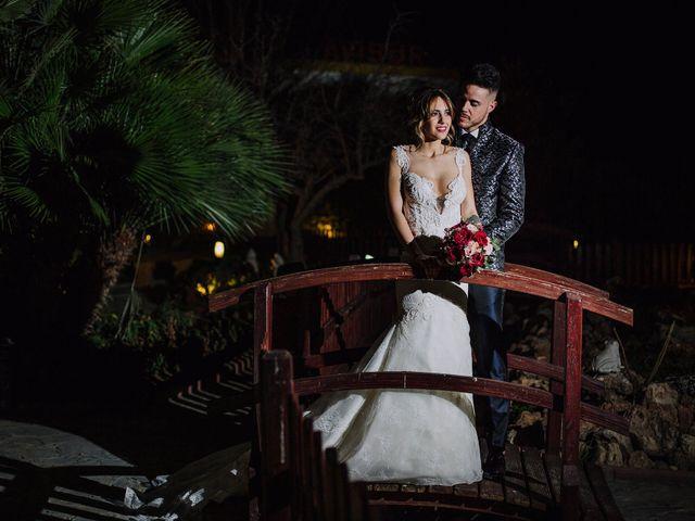 La boda de Santi y Lidia en Granada, Granada 55