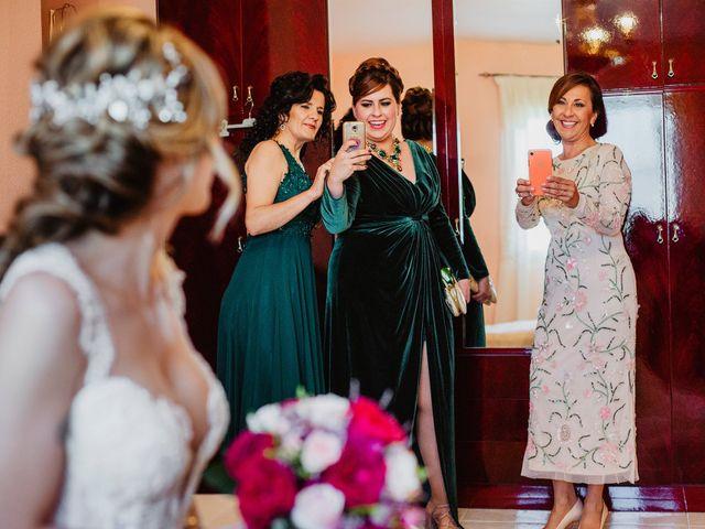 La boda de Santi y Lidia en Granada, Granada 73