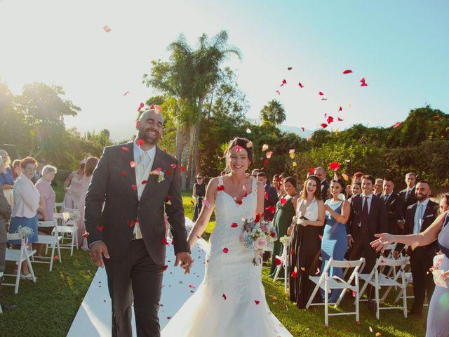 La boda de Eduardo y Damaris en Guimar, Santa Cruz de Tenerife 4