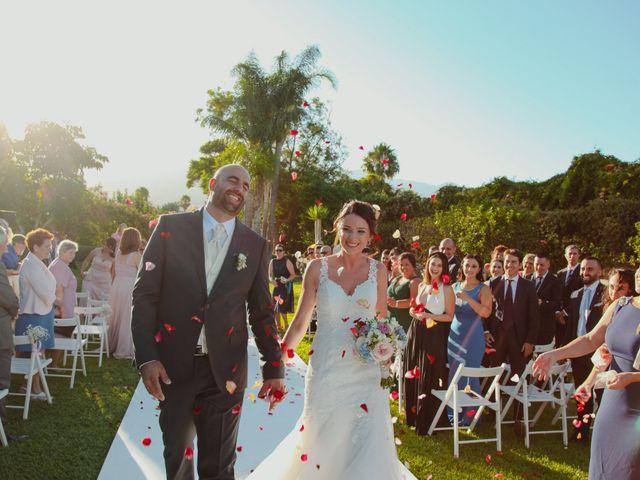 La boda de Eduardo y Damaris en Guimar, Santa Cruz de Tenerife 2