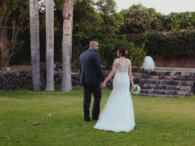 La boda de Eduardo y Damaris en Guimar, Santa Cruz de Tenerife 17