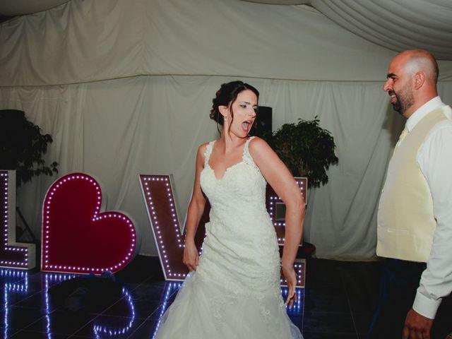 La boda de Eduardo y Damaris en Guimar, Santa Cruz de Tenerife 23