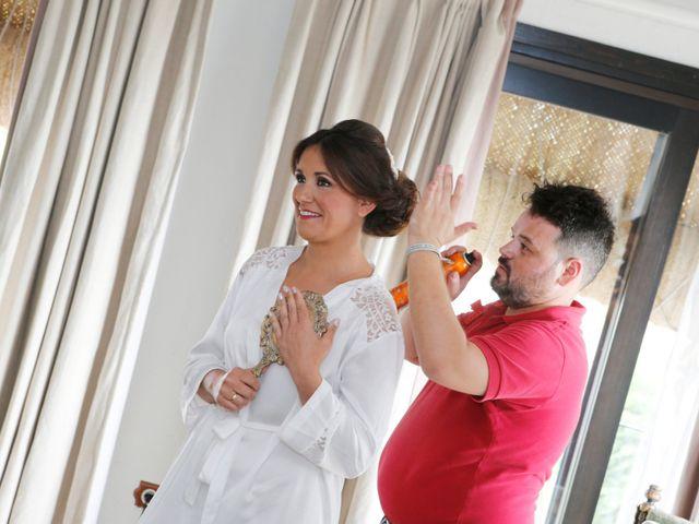 La boda de Antonio y Carmen en Almonte, Huelva 2