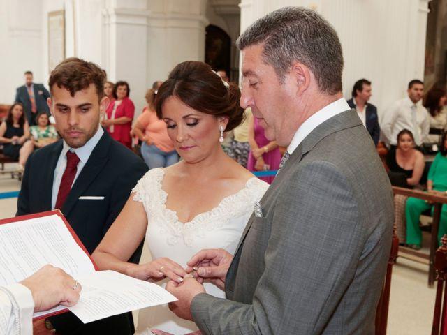 La boda de Antonio y Carmen en Almonte, Huelva 10