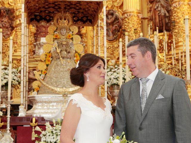 La boda de Antonio y Carmen en Almonte, Huelva 12