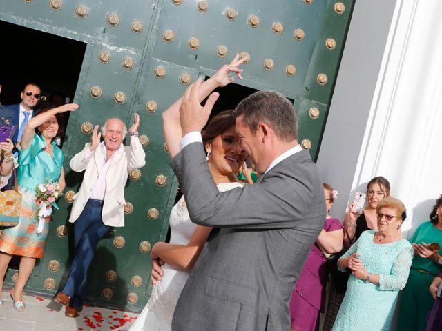La boda de Antonio y Carmen en Almonte, Huelva 14