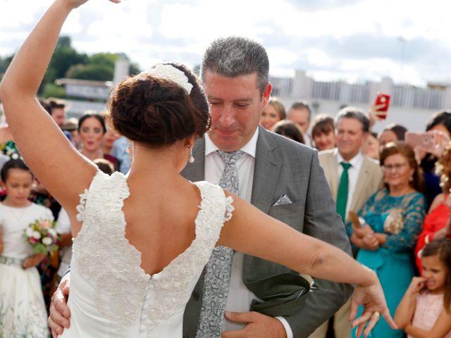 La boda de Antonio y Carmen en Almonte, Huelva 15