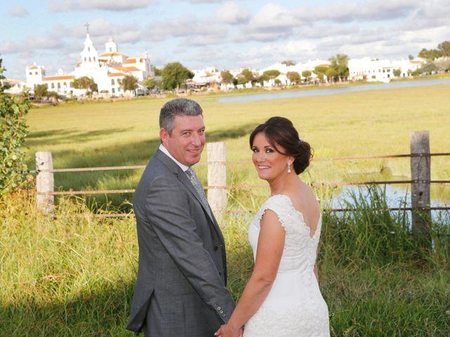 La boda de Antonio y Carmen en Almonte, Huelva 19