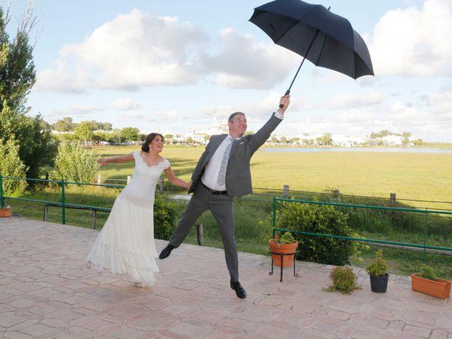 La boda de Antonio y Carmen en Almonte, Huelva 20