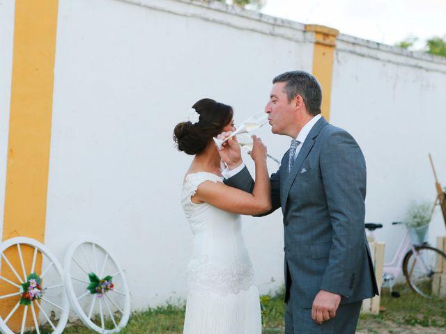La boda de Antonio y Carmen en Almonte, Huelva 22
