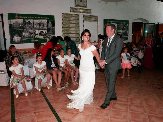 La boda de Antonio y Carmen en Almonte, Huelva 23