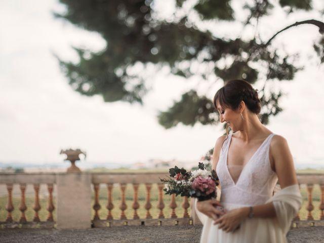 La boda de Lluis y Noelia en Sant Jaume Dels Domenys, Tarragona 1