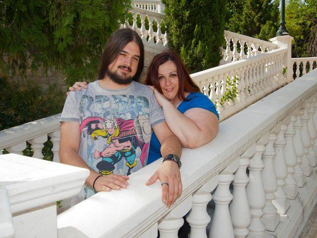 La boda de Javier y Ainhoa en Pedrola, Zaragoza 2