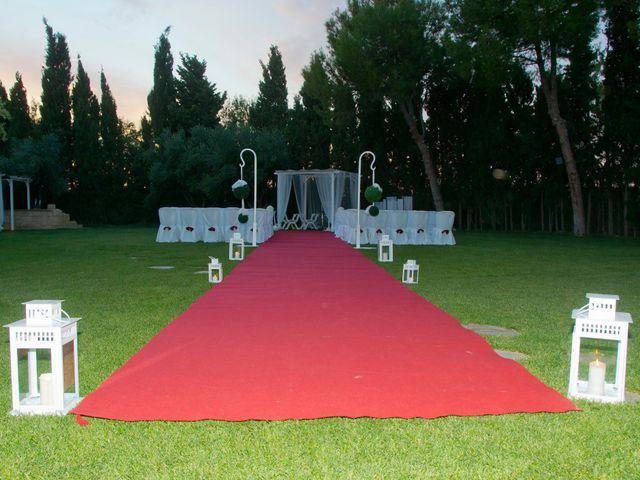 La boda de Javier y Ainhoa en Pedrola, Zaragoza 15