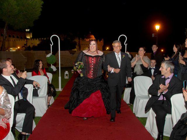 La boda de Javier y Ainhoa en Pedrola, Zaragoza 18
