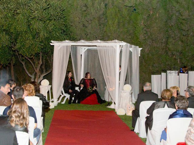 La boda de Javier y Ainhoa en Pedrola, Zaragoza 19